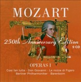 Mozart 250th Anniversary Edition: Operas I