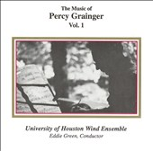 The Music of Percy Grainger, Vol. 1