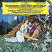Mendelssohn: Midsummer Night's Dream;  Schubert: Rosamunde