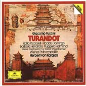 Puccini: Turandot / Karajan, Ricciarelli, Domingo, Hendricks