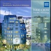 Todd Crow: The BBC Recordings