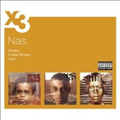 Nas: Illmatic/It Was Written/I Am