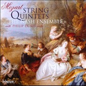 Mozart: String Quintets / The Nash Ensemble
