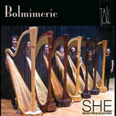 Bolmimerie / Seven Harp Ensemble