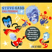 Steve Gadd & Friends/Steve Gadd (Drums): Live at Voce [Digipak]