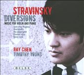 Diversions: Music for Violin & Piano