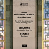 1956 Nixa-Westminster Stereo Recordings Vol. 2: Schumann, Berlioz / Boult