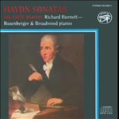 Haydn Sonatas On Early Pianos