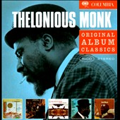 Thelonious Monk: Straight, No Chaser/Underground/Criss-Cross/Monk's Dream/Solo Monk