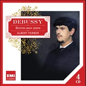 Debussy: Piano Works / Albert Ferber