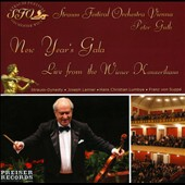 New Year's Gala: Live from the Wiener Konzerthaus, 2010 / Strauss Festival Orchestra