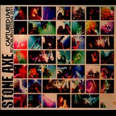 Stone Axe: Captured Live! Roadburn Festival 2011 [Digipak] *