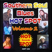 Various Artists: Southern Soul Blues Hot Spot, Vol. 2 [Slipcase]