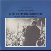 Various Artists: The 37th Old Time Fiddlers' Convention: At Union Grove, North Carolina