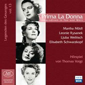 Prima La Donna / Voigt, Modl, Rysanek, Welitsch
