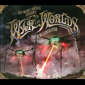 Jeff Wayne: The War of the Worlds: The New Generation [Deluxe Edition] [Digipak] [Limited]