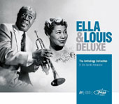 Ella Fitzgerald/Louis Armstrong: Ella & Louis DeLuxe: Anthology Collection