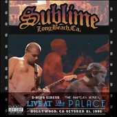Sublime (Rock): 3 Ring Circus: Live at the Palace [CD/DVD] [PA] [Digipak]