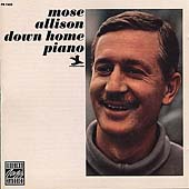 Mose Allison: Down Home Piano