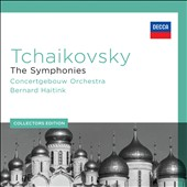 Tchaikovsky: The Symphonies / Concertgebouw Orch., Haitink [6 CDs]