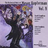 The Orchestral Music of Meyer Kupferman Vol 8