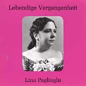 Lebendige Vergangenheit - Lina Pagliughi