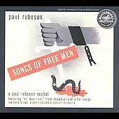 HERITAGE  Songs of Free Men / Paul Robeson, et al