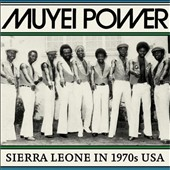 Muyei Power: Sierra Leona in 1970s USA [Slipcase]