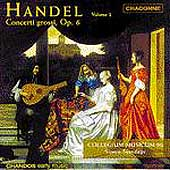 Handel: Concerti grossi Op 6 Vol 2 / Standage, et al