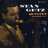 Stan Getz (Sax): Jazz at Storyville, Vol. 3