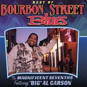 Magnificent Seventh's Brass Band/The Magnificent Sevenths: Best of Bourbon Street Blues *