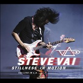 Steve Vai: Stillness in Motion: Vai Live in L.A. [Digipak]