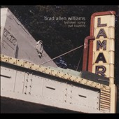 Brad Allen Williams (Guitar): Lamar [Digipak]
