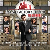 Various Artists: Salsa Factory Bunch the Beginning [Digipak]