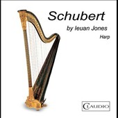 Schubert: Impromptus, D899, Nos. 2 & 3; Impromptus, D935, Nos. 2 & 3; Moments Musicaux, D780, No. 6; Variations on Diabelli's Waltz; Two Scherzi, D593; Allegretto in C minor, D915 / Ieuan Jones, harp