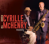 Andrew Cyrille/Bill McHenry: Proximity [9/30]