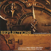 Reflections on Time and Mortality', Works by John McDonald, Chopin, Beethoven, Schubert, Debussy, et al / Thomas Stumpf, piano