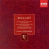 Mozart: The Complete Piano Sonatas, etc / Daniel Barenboim