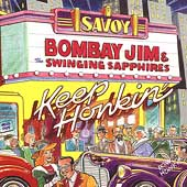 Bombay Jim and the Swinging Sapphires: Keep Honkin'