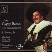 Strauss Jr.: The Gypsy Baron / Krauss, Patzak, Loose, et al