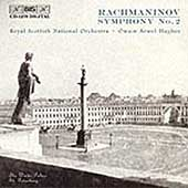 Rachmaninov: Symphony no 2 / Hughes, Royal Scottish National