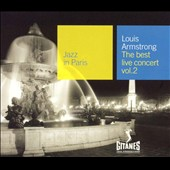 Louis Armstrong: Jazz in Paris: The Best Live Concert, Vol. 2