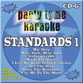 Sybersound: Party Tyme Karaoke: Standards, Vol. 1 [#2]