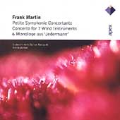 Martin: Petite Symphonie Concertante, etc / Jordan, et al