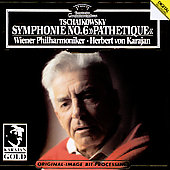 Karajan Gold - Tschaikowsky: Symphonie no 6 