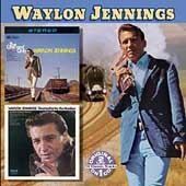 Waylon Jennings: The One and Only/Heartaches by the Numbers