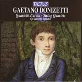 Donizetti: String Quartets / Quartetto Bernini