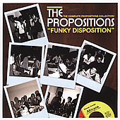 The Propositions: Funky Disposition: The Complete Collection