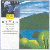 Haydn: The Creation / Rilling, G&auml;chinger Kantorei Stuttgart