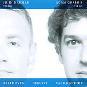 Beethoven Debussy Rachmaninov